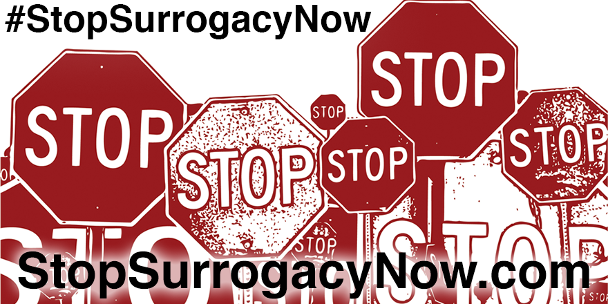 Post image for Stop Surrogacy Now Launches