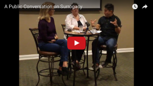 Post image for Watch A Public Conversation on Surrogacy